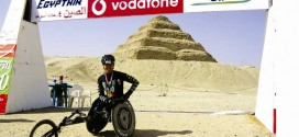 World's Fastest To Complete 100 Km On A Wheelchair