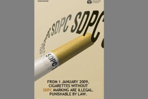 World's First To Mandate Labelling On Individual Cigarettes