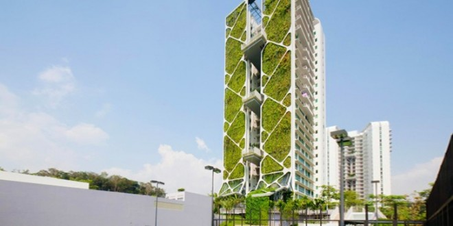 World's Largest Vertical Garden