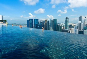 World's Largest Infinity Pool