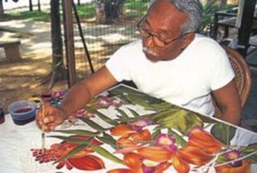 World's Longest Batik Painting
