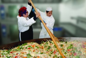 World's Biggest Stir-Fry