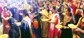 Largest Mass Aarti Ceremony