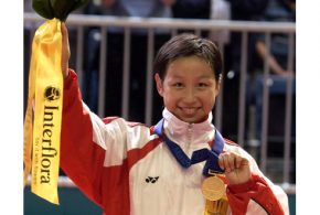 Youngest Gold Medallist At Commonwealth Games