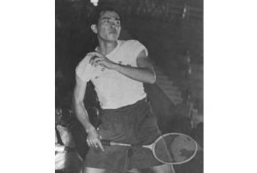 First Asian To Win All-England Cup And Thomas Cup