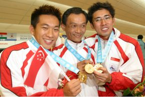 First Bowling Team Gold At Asian Games