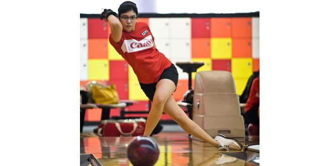 First AMF Bowling World Champion