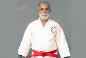 First Judo Olympian