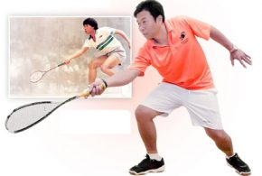 Top Squash Player