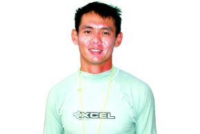 Fastest 218-km Ultra-Marathon Runner (Male)