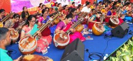 Largest Mass Veena Ensemble