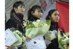 First Wushu World Champions