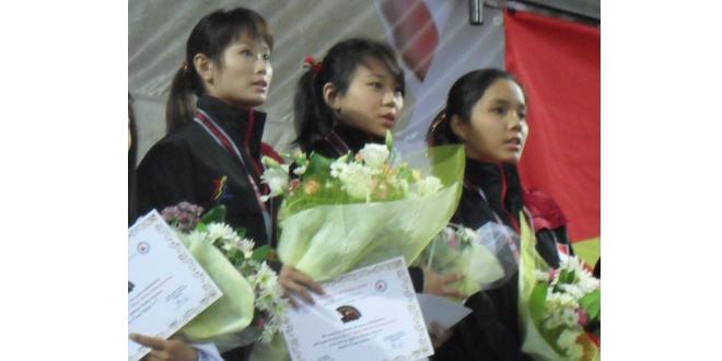 First Wushu World Champions