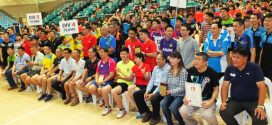 Largest Table Tennis Tournament