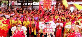 Most Cymbals Played In A Lion Dance Performance