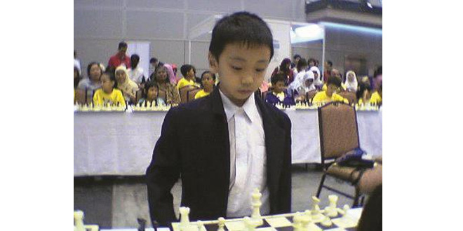 Youngest U-7 World Champion