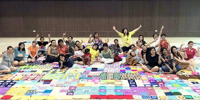 Largest Crochet Blanket