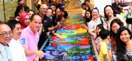 Longest Batik By A Group