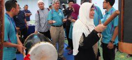 Longest Relay Of Kentung And Beduk Drumming