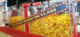 Largest Display Of Rubber Chickens