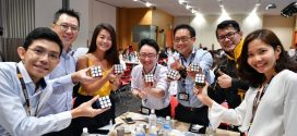 Largest Rubik's Cube Training Workshop