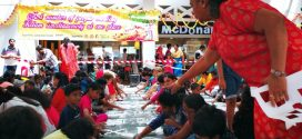 Most Number Of People Doing Kolam Simultaneously