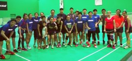 Longest Badminton Rally By A Group Of 20