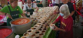 Largest Serving Of Vegetarian Laksa