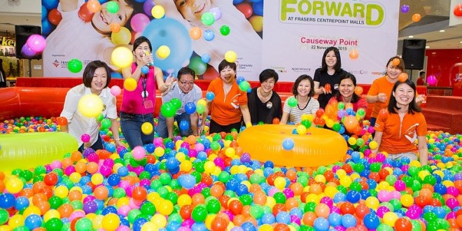 Largest Ball Pool