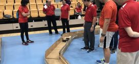Largest Cardboard Remote Control Car Race Track