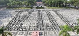 Largest Mass Tabata Display