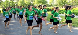 Largest Barefoot Race