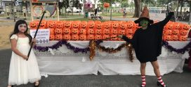 Largest Display Of Halloween Lanterns