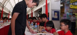 Largest Simultaneous Weiqi Exhibition