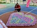 largest display of cupcake towels (18)