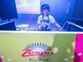 Zespri Human Pinball Game All-Age Disco DJ Attagirl