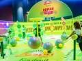 Zespri Human Pinball Game In Action_4
