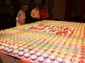 Largest Logo Made Of Cupcake Towels