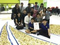 largest logo amde of paper fortune cookies (14)