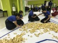 largest logo amde of paper fortune cookies (7)
