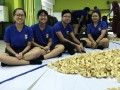 largest logo amde of paper fortune cookies (9)