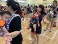largest mass baby wearing dance (11)