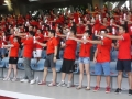 Largest Mass Cane Dance