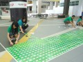 Largest Mosaic Made Of Pledge Cards