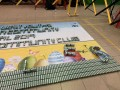 largest text formation made of ointments (12)