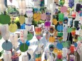 Largest Wind Chime Made Of Cultured Milk Bottles (6)