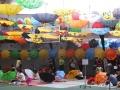 Largest Display Of Handpainted Umbrellas