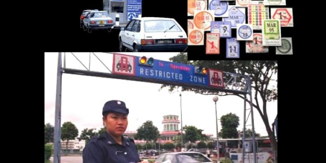 World's First Road Pricing Scheme