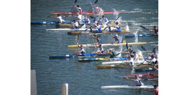 First Hosting Of Canoe World Championship