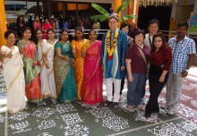 Most Number Of Kolams Displayed At One Location